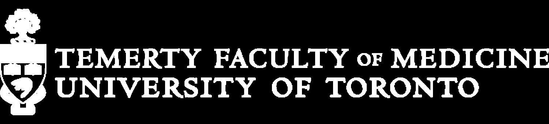 Temerty FoM Logo - Knockout